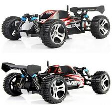USA STOCK Wltoys A959 Off-Road Buggy 2.4G 1/18 Vortex 4WD  RC Car RTR 50KM/H