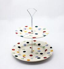 Polka Dot 2 Tier Cake Stand Small by Emma Bridgewater