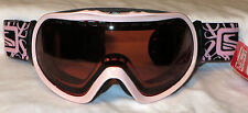 NEW $90 Scott Radiant Womens Bubblegum Pink winter ski goggles smith roxy ladies