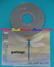 CD Singolo Garbage You Look So Fine MUSH49CDSX UK 1999 no lp mc vhs dvd(S26)