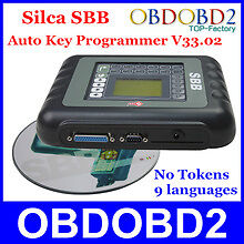 SBB Silca V33.02 SBB Key Programmer Immobilizer  Multi Brand Cars No Need Tokens