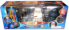 "5"" Doctor Who 6th Dr. Revelation of the Daleks, Davros Action Figure Set"
