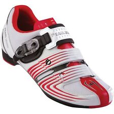 Pearl Izumi Road Race 2 chaussure blanc / rouge 44