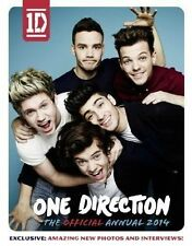 One Direction: The Official Annual: 2014 by HarperCollins Publishers...