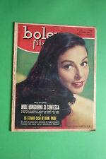 BOLERO 629/1959 ANNAMARIA PIERANGELI MIRANDA MARTINO DIANE VARSI MIKE BONGIORNO