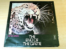 EX !! Peter Green/The End Of The Game/1970 Reprise LP