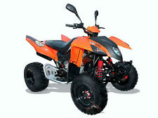 Quadzilla 400 Road Legal Quad Bike Manual Type Approved for 2....New Release
