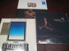 MCCOY TYNER RARE NUMBERED 45 SPEED SET + 33&1/3 LIMITED EDITION LPS + CD ISSUES