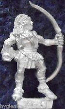 1989 Wood Elf MM80 WE 3 Marauder Elven Army Silvan Warhammer Citadel AD&D Metal
