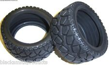 BS937-010 1/10 RC Buggy Street On Road Rubber Tire Tyre x 2 Rear