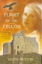 Flight of the Falcon, Susan Geason, New Book
