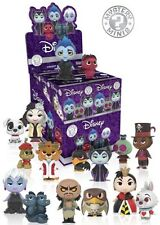Funko Mystery Minis Disney VILLAINS AND COMPANIONS Case Of 12 Vinyl Blind Box