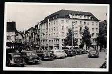 View of the Hotel Metropole Monopole, Strasbourg, France. Dated 1951