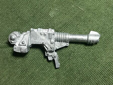 Warhammer 40k Space Marine Lascannon - Metal - Stripped