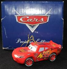 Vintage Box DISNEY PIXAR GROLIER Presidents Edition CARS McQUEEN Ornament #228