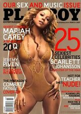 US-Playboy März/03/2007     MARIAH CAREY & TYRAN RICHARD*