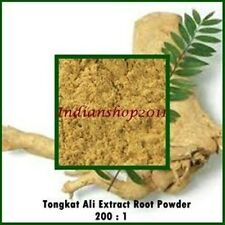 TONGKAT ALI 1:200 EXTRACT POWDER 500 GRAM PREMIUM GRADE EXPORT QUALITY