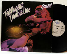 Ted Nugent         Gonzo        Live           NM  # H
