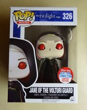 Funko POP Hooded Jane of The Volturi Guard Twilight of the  2016 NYCC Exclusive