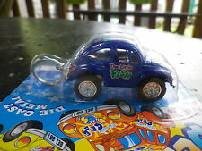 "VW COCCINELLE PORTE CLE LITTLE BEETLE KAFER "" LITTLE FISH "" neuf blister scellé"