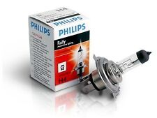 Original Philips Rally Car Bike Headlight Lamp Bulbs Bulb H4 100/90W 2 Pcs SET