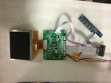 """3.5"""" TFT LCD Display 640*480 PVI PD035VX2 Drive Board Controller VGA AV Keypress"""