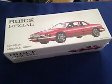 1988 Buick Regal Dealer Promo 1:24 Scale Factory Assembled Sealed in Box  E5251