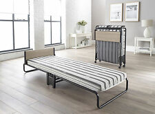 NEW Jay Be Revolution J-Tex Single Folding Guest Bed With Airflow Fibre Mattress