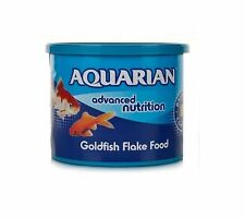 Aquarian i pesci rossi fiocco ALIMENTARI 200g-pubblicato oggi se pagato prima delle 13