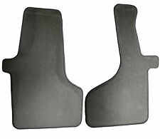 New Oem Factory Van Floor Mats E-150 E-250 E-350 Gray Conversion Ford Econoline