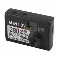Digital Camera 0.3MP HD Smallest Mini DV Spy Video Recorder Camcorder 60 Degrees