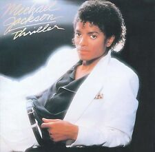Thriller by Michael Jackson CD, FACTORY SEALED