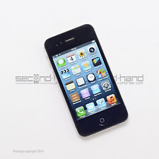 Apple iPhone 4 16GB Black Factory Unlocked SIM FREE   Smartphone