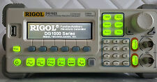 Rigol DG1022 25MHz Function / Arbitrary Waveform Generator Mint Condition!!
