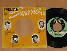 "7"" SACHA DISTEL - OH! QUELLE NUIT ""LONESOME ME"" - Philips B372.665F"