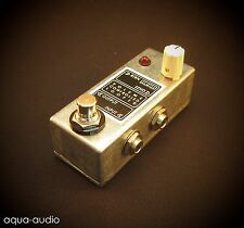 VCL - Hand Made True Bypass Looper Switch With Volume Control