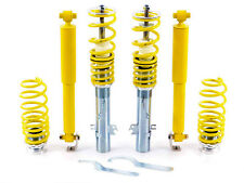 Peugeot 207 2006-2012 51mm Strut FK AK Street Adjustable Coilover Suspension Kit
