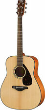 Yamaha FG800 Natural Folk Acoustic Solid Top Guitar (replaces FG700S)