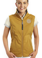 Gersemi Ina Soft Shell Vest/Gilet - Bronze - Small ONLY