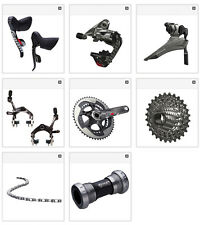 New 2015 SRAM RED 22 8-PC Groupset Group Set including cables and housing