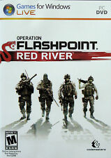 OPERATION FLASHPOINT: RED RIVER  -  PC GAME *** Brand New & Sealed ***