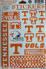 18 Tennessee Volunteers RU Orange Decal VOLS Stickers College football NCAA