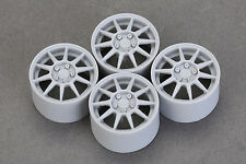 Hobby Design 1/24 16inch DC2 Wheels Set