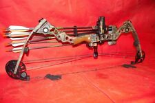 """Mathews Solo Cam Q2 Compound Bow Right 40#-70# and 23-30"""" w/Arrows + (CP1023062)"""
