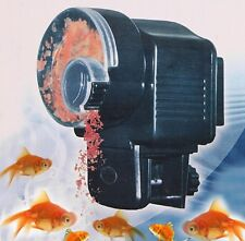 newc Automatic Auto Fish Tank Pond Food Feeder Feeding Timer Aquarium Manual New