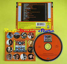 CD TOP OF THE POPS compilation 2001 CRAMBERRIES RUBIO EROS (C5) no mc lp vhs dvd