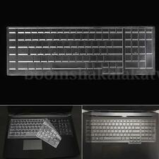Clear Keyboard Cover Skin Protective Film for Dell Alienware 17 R4 AW17R4 ALW17C