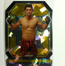 2012 UFC Finest Atomic Refractor Dominick Cruz