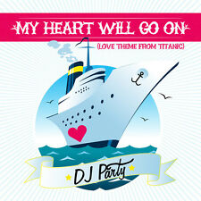 DJ Party - My Heart Will Go on [New CD] Manufactured On Demand