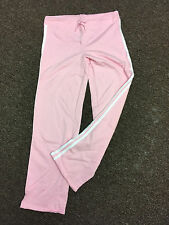 Womens Sweatpants gray white red brown blue pink black XS Small Medium LG XL NEW